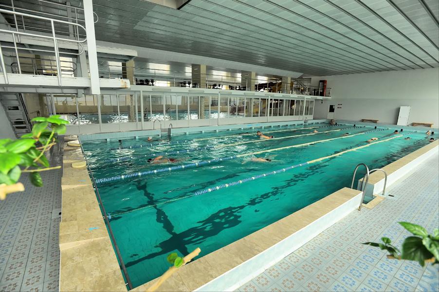 Спортивный бассейн «Маяк»